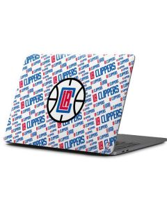 Los Angeles Clippers Blast Text Apple MacBook Pro 13-inch Skin