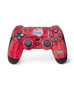 Los Angeles Clippers Hardwood Classics PS4 Pro/Slim Controller Skin
