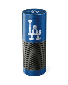 Los Angeles Dodgers - Solid Distressed Amazon Echo Skin