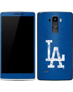 Los Angeles Dodgers - Solid Distressed G Stylo Skin