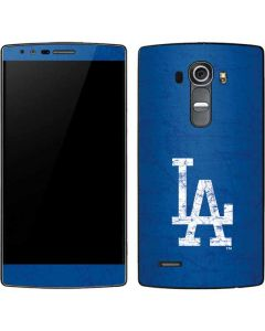 Los Angeles Dodgers - Solid Distressed G4 Skin