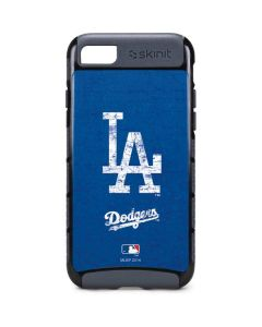 Los Angeles Dodgers - Solid Distressed iPhone 8 Cargo Case