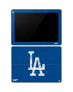 Los Angeles Dodgers - Solid Distressed Surface Go Skin