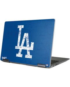 Los Angeles Dodgers - Solid Distressed Yoga 710 14in Skin