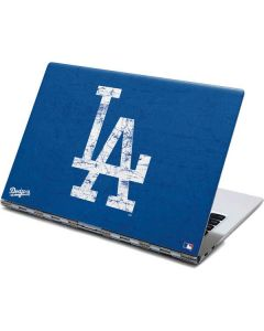 Los Angeles Dodgers - Solid Distressed Yoga 910 2-in-1 14in Touch-Screen Skin