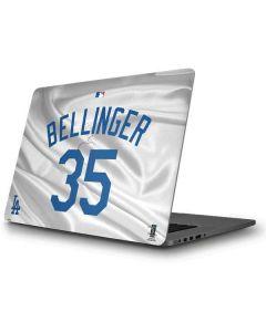 Los Angeles Dodgers Bellinger #35 Apple MacBook Pro Skin