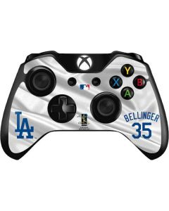 Los Angeles Dodgers Bellinger #35 Xbox One Controller Skin