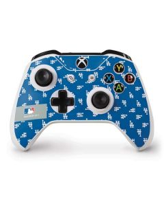 Los Angeles Dodgers Full Count Xbox One S Controller Skin