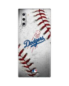Los Angeles Dodgers Game Ball Galaxy Note 10 Skin