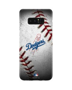 Los Angeles Dodgers Game Ball Galaxy Note 8 Lite Case