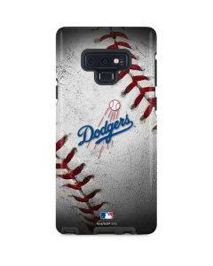 Los Angeles Dodgers Game Ball Galaxy Note 9 Pro Case