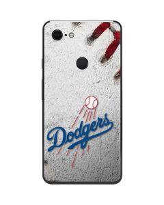 Los Angeles Dodgers Game Ball Google Pixel 3 XL Skin