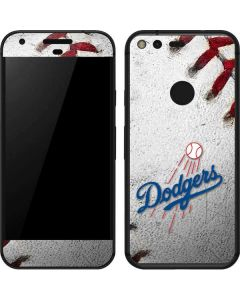 Los Angeles Dodgers Game Ball Google Pixel Skin