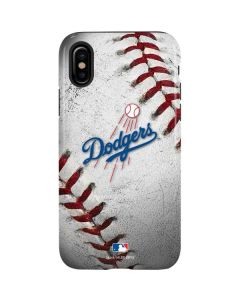 Los Angeles Dodgers Game Ball iPhone XS Max Pro Case