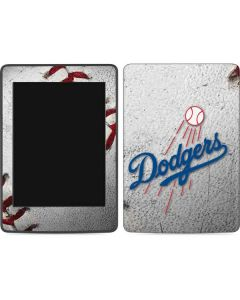 Los Angeles Dodgers Game Ball Amazon Kindle Skin