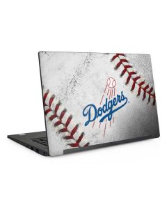 Los Angeles Dodgers Game Ball Dell Latitude Skin