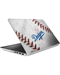 Los Angeles Dodgers Game Ball HP Pavilion Skin