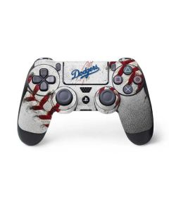 Los Angeles Dodgers Game Ball PS4 Controller Skin