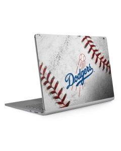 Los Angeles Dodgers Game Ball Surface Book 2 13.5in Skin