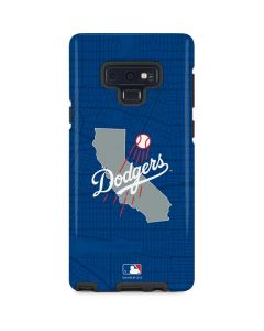 Los Angeles Dodgers Home Turf Galaxy Note 9 Pro Case