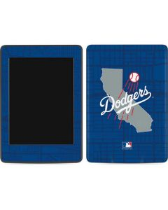 Los Angeles Dodgers Home Turf Amazon Kindle Skin