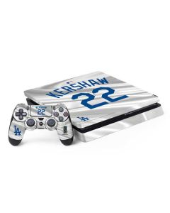 Los Angeles Dodgers Kershaw #22 PS4 Slim Bundle Skin