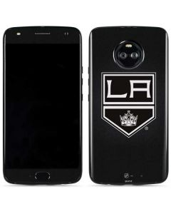 Los Angeles Kings Black Background Moto X4 Skin