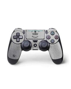 Los Angeles Kings Black Text PS4 Pro/Slim Controller Skin