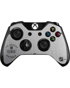 Los Angeles Kings Black Text Xbox One Controller Skin