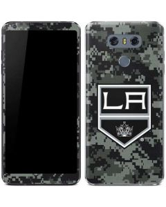 Los Angeles Kings Camo LG G6 Skin