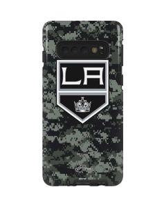 Los Angeles Kings Camo Galaxy S10 Pro Case