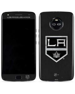 Los Angeles Kings Distressed Moto X4 Skin