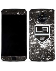 Los Angeles Kings Frozen Moto X4 Skin