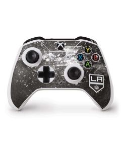 Los Angeles Kings Frozen Xbox One S Controller Skin