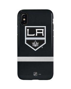 Los Angeles Kings Jersey iPhone XS Pro Case