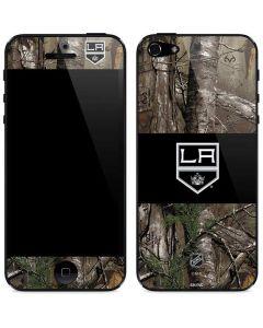 Los Angeles Kings Realtree Xtra Camo iPhone 5/5s/SE Skin