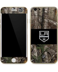 Los Angeles Kings Realtree Xtra Camo iPhone 6/6s Skin