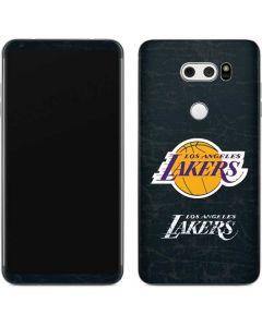 Los Angeles Lakers Black Primary Logo V30 Skin