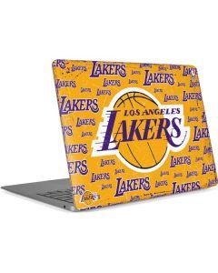 Los Angeles Lakers Blast Apple MacBook Air Skin