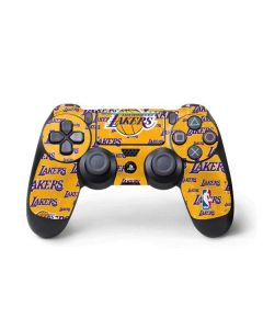 Los Angeles Lakers Blast PS4 Pro/Slim Controller Skin