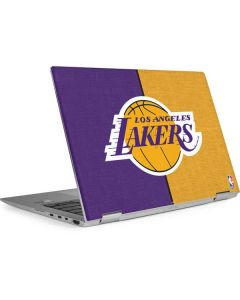 Los Angeles Lakers Canvas HP Envy Skin