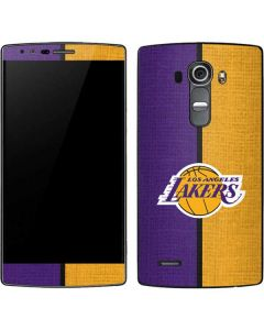 Los Angeles Lakers Canvas G4 Skin
