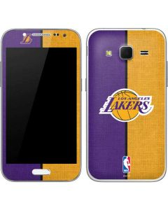 Los Angeles Lakers Canvas Galaxy Core Prime Skin