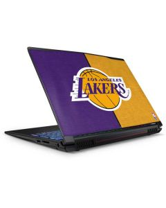 Los Angeles Lakers Canvas GP62X Leopard Gaming Laptop Skin