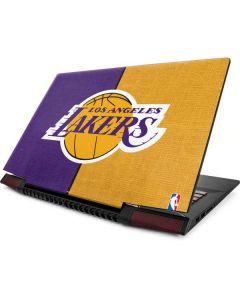 Los Angeles Lakers Canvas Lenovo Ideapad Skin