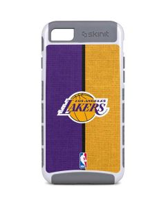 Los Angeles Lakers Canvas iPhone 8 Cargo Case