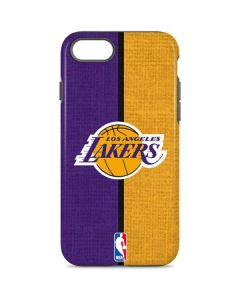 Los Angeles Lakers Canvas iPhone 8 Pro Case