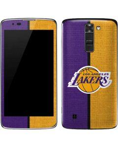 Los Angeles Lakers Canvas K7/Tribute 5 Skin