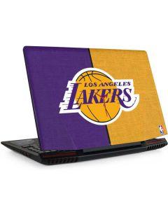 Los Angeles Lakers Canvas Legion Y720 Skin