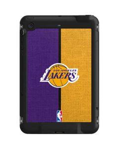 Los Angeles Lakers Canvas LifeProof Fre iPad Mini 3/2/1 Skin